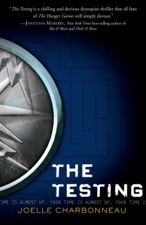 the-testing-joelle-charbonneau-book-review